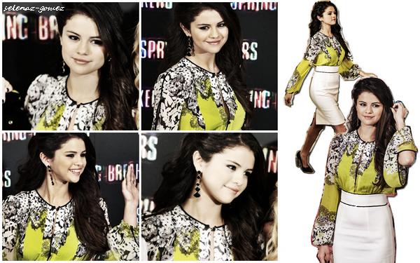 . 21 Février et  22 Février 2013 : Selena à Madrid en Espagne ensuite, elle est allée à Rome  .