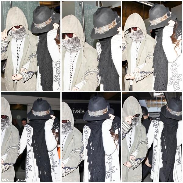 .Samedi 23 Février 2013 : La Gomez est de retour à Los Angeles !  .