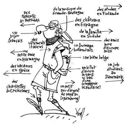 Camarades français, vous êtes citoyens d'Europe ! Partie II