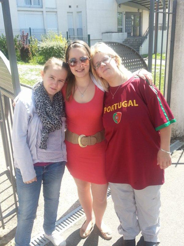 Mes soeurs et moi ...