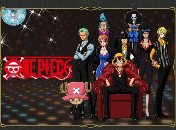 One Piece is my soul ♥