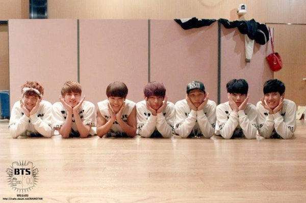 FanFiction BangTan Boys (BTS)