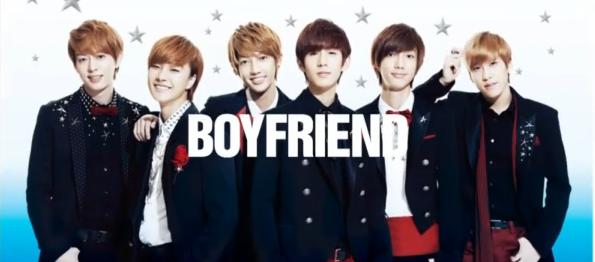 FanFiction BoyFriend