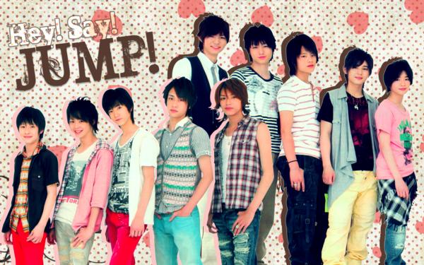 FanFiction Hey!Say!Jump!