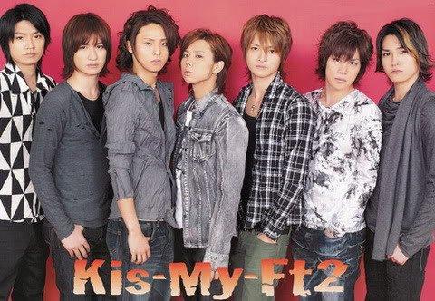 FanFiction Kis-My-ft2 - Pris au piège - Présentation