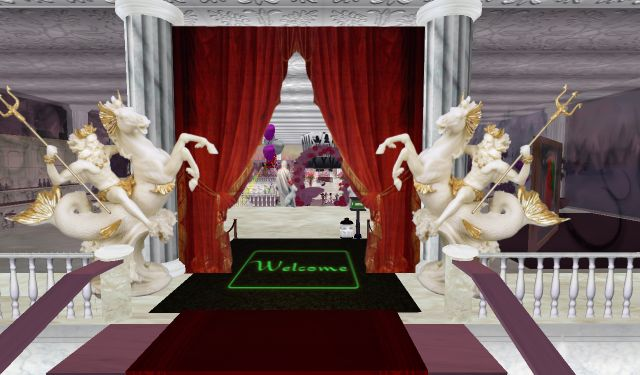 DJ VIKTOR  1er dj funcky sur www.secondlife.com