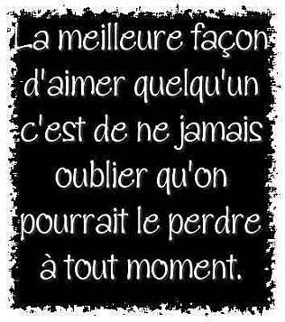 Message Damour Bonjour