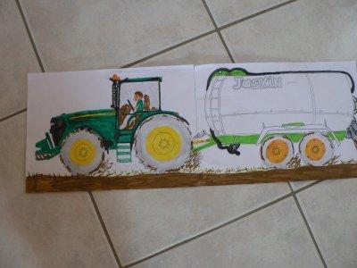 Nouveaux dessins bruder4205 - Dessin anime de tracteur john deere ...