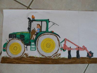 Blog de bruder4205 page 80 bruder4205 - Dessin anime de tracteur john deere ...