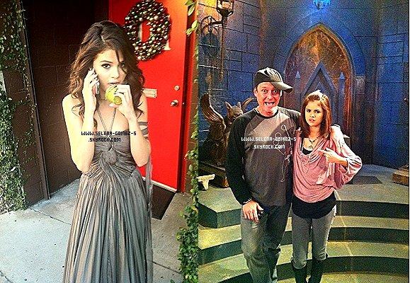 05.11.10 : Nouvelles photos de selena postées sur son twitter :)