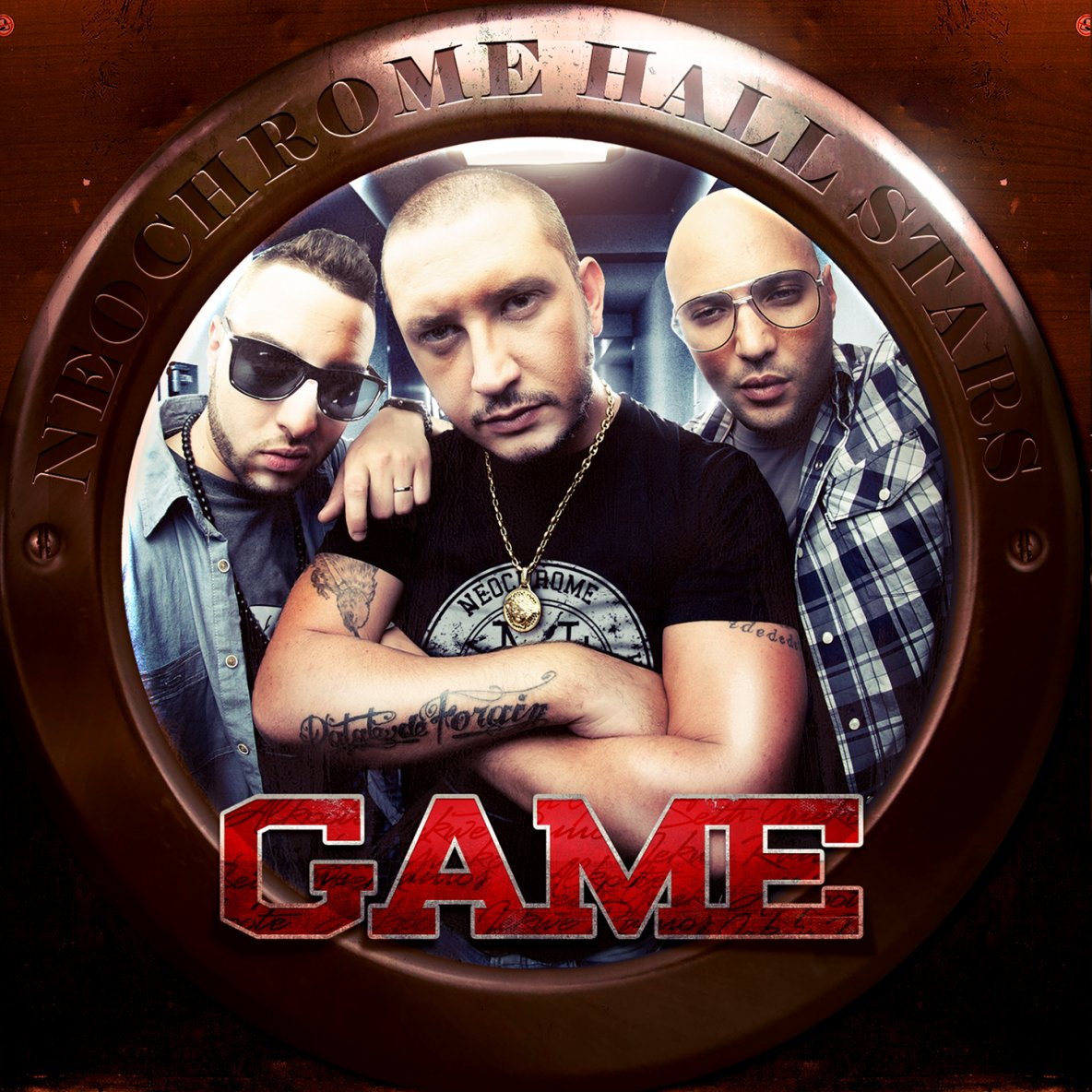 [NEWS] NOUVEL ALBUM : Néochrome Hall Stars GAME