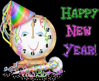 Joyeux année a tous !!!