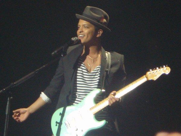 Bruno Mars 19/10/11