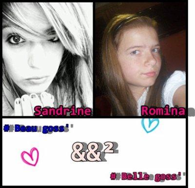 # Romina       VS       Sandrine