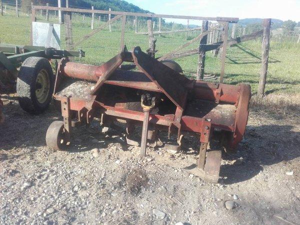 nouveaux rotovator kuhn EL 162