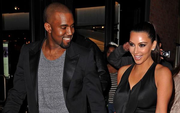 . SCOOP Kim Kardashian et Kanye West attendent leur premier enfant ! .