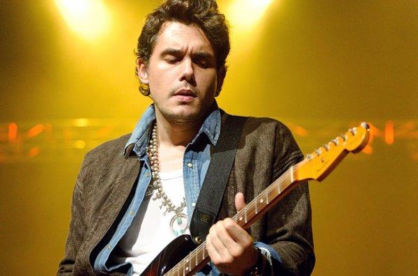 . John Mayer .