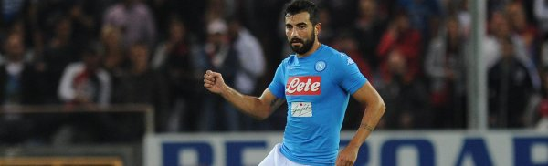 Naples : Albiol prolonge !!!!