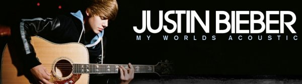 THE NEW ALBUM OF JUSTIN BIEBER
