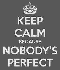 Je ne suis pas parfaite, mais je sais se que je vaux ♥ √