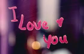 Je t'aime ... Mais sa tu ne le voix pas.