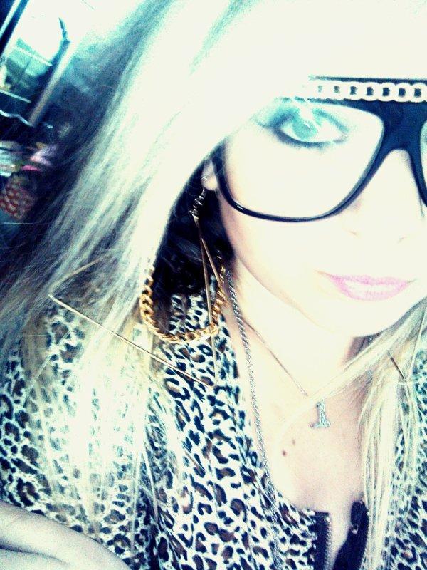 Mes lunette *•* ♥ !