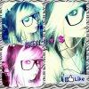 mes belle lunette trop styleyy *-* ♥ !!