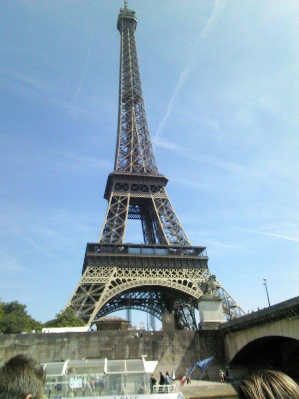 ma tours Eiffel ♥ Petite croisière ♥