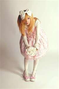 Une des Sweet lolita que j'aime :