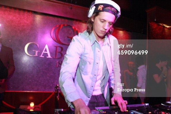 """Pierre Sarkozy ALIAS DJ Mosey """"à Gabana club"""
