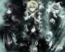 Pictures of Pandora--Hearts--Fiic
