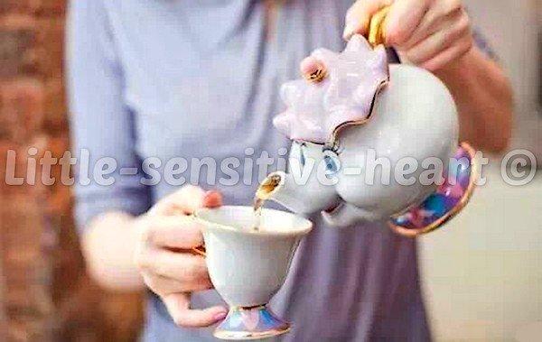 Autour d'un thé:  « La sagesse de tout l'univers se trouve dans une tasse de thé »