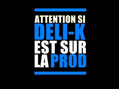 Deli-K - Différent Des Autres (2011)