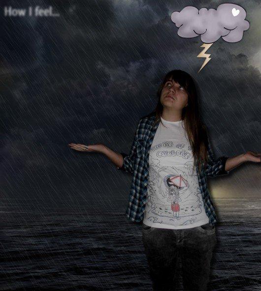 It's Rainin' in my Head...