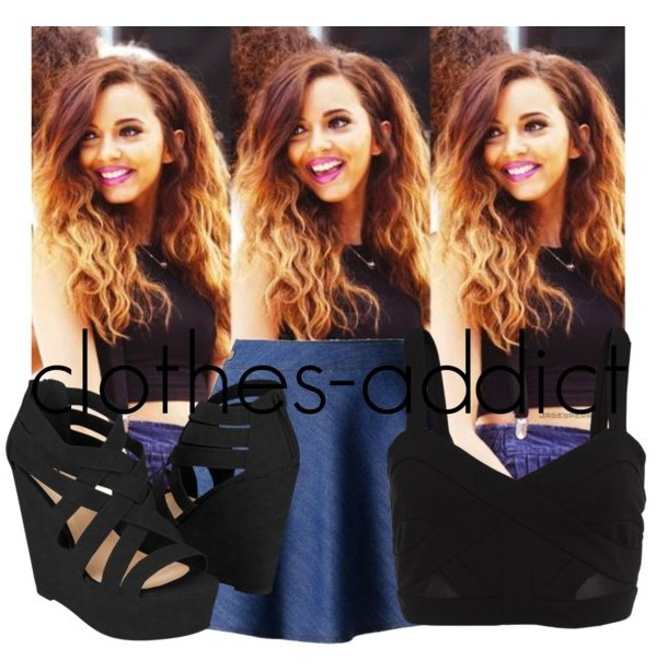 Habille toi comme Jade Thirlwall des Little Mix :)