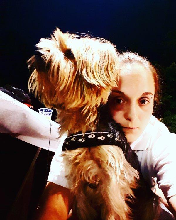 Laska and Me
