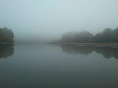 le lac de Rabodange
