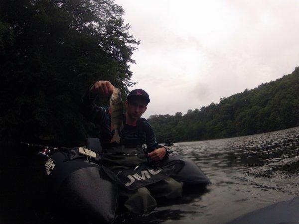 séjour pêche ado carnassier