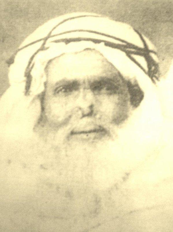 شيخ الطريقة الهبرية الدرقاوية  الشيخ سيدي محمد الهبري قدس الله سره