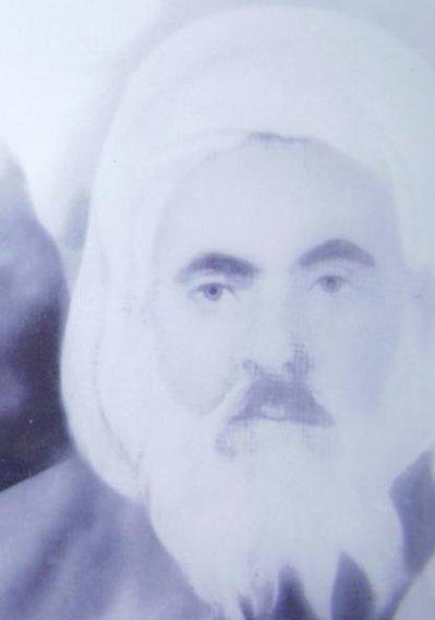 الشيخ سيدي أحمد الهبري إبن سيدي محمد الهبري قدس الله سرهما