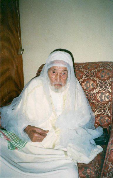 الشيخ سيدي الحاج عمرو الهبري شيخ الطريقة الهبرية الدرقاوية