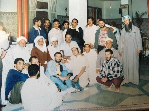 الشيخ سيدي عمرو الهبري قدس الله سره