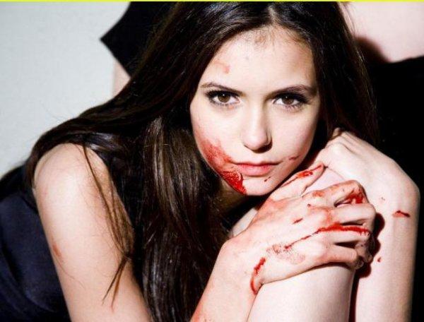 Elena en Vampire. ♥