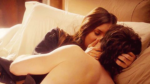 Damon & Elena. ♥