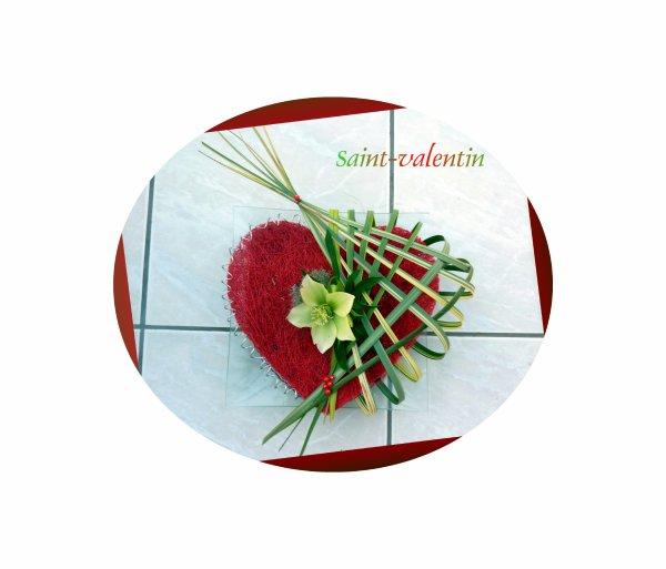 Bientôt la Saint-Valentin, amour, amour quand tu nous tiens