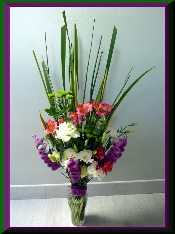 Rentrée florale