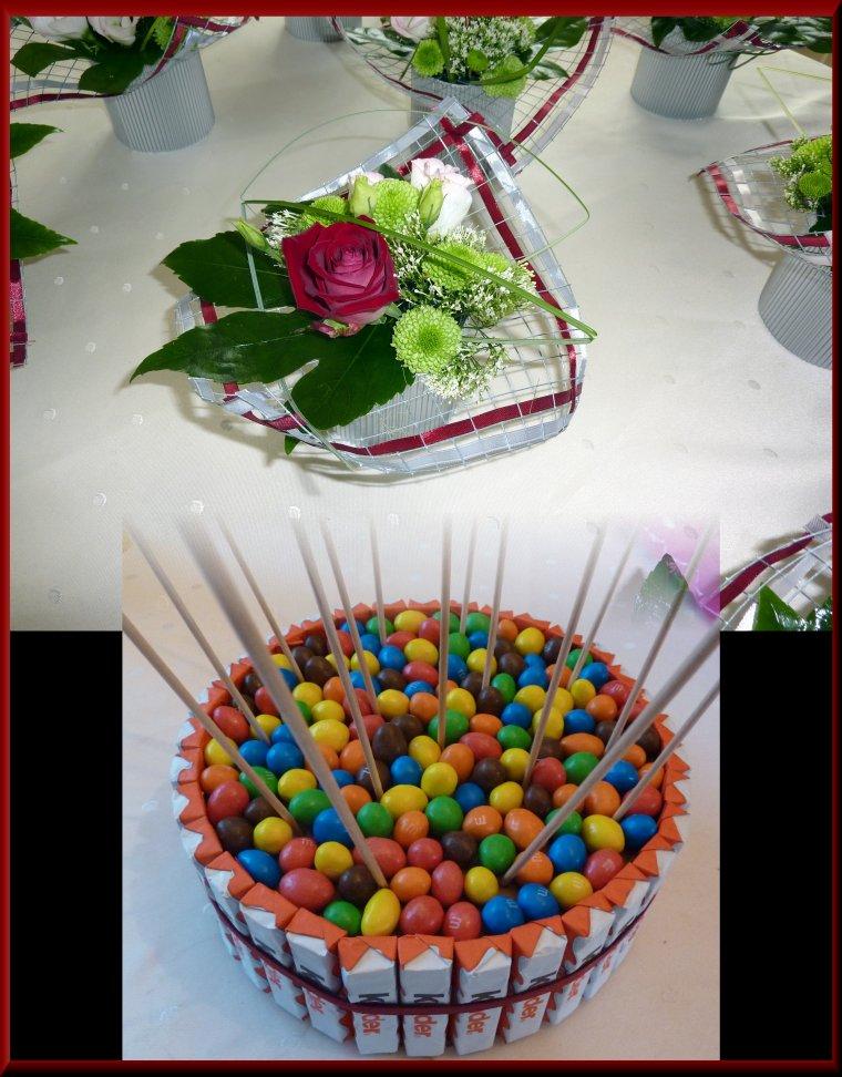 gâteau de kinder