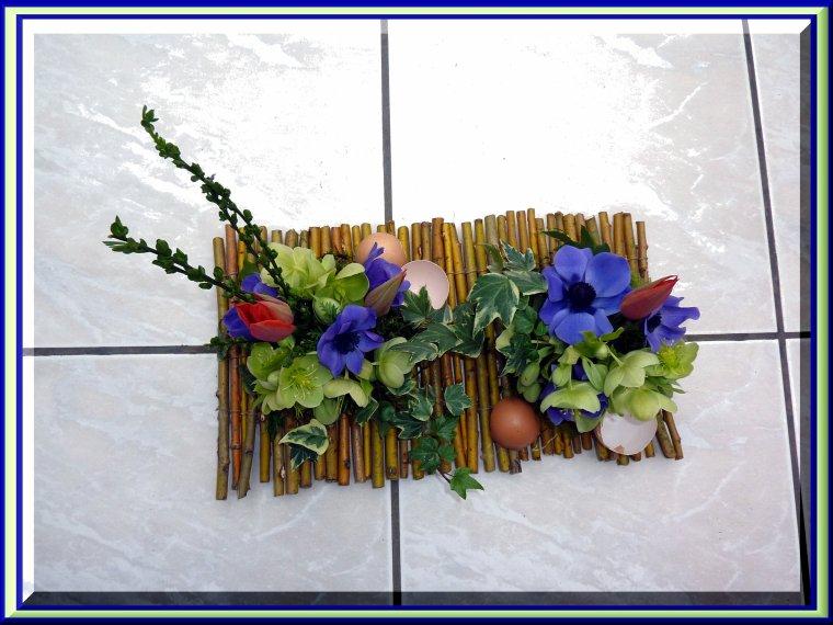 En attendant les fêtes de Pâques et l'éclosion des poussins, je vous présente le cours du mois de mars