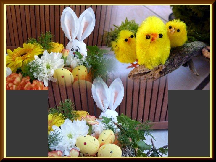 Je vous souhaite de bonnes fêtes de pâques