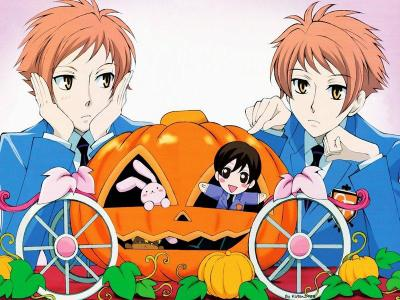 Hikaru & Kaoru citrouille